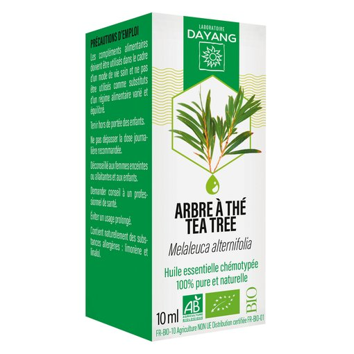 HE Arbre à thé - Tea tree BIO