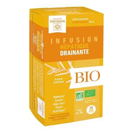 Hépatique drainante BIO